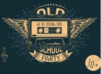 2nd Old School Party @ de Viking ODK